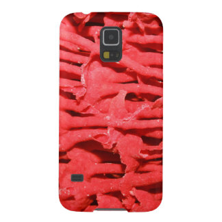 Picture of Red Organ Pipe Coral. Case For Galaxy S5