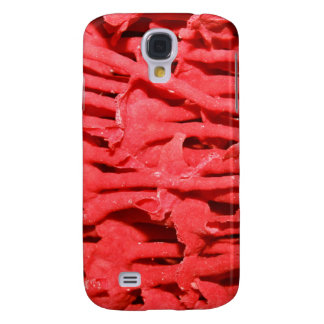 Picture of Red Organ Pipe Coral. Galaxy S4 Case