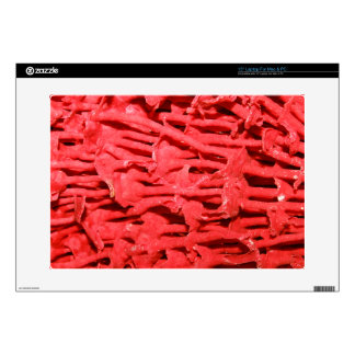 Picture of Red Organ Pipe Coral. Laptop Skins