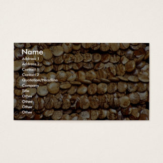 Picture of Rocks Business Card