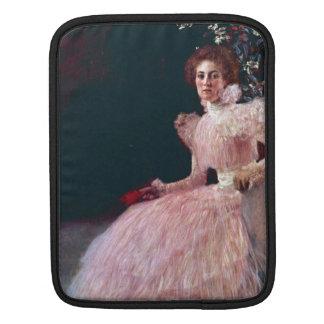 Picture of Sonja Knips by Gustav Klimt iPad Sleeves