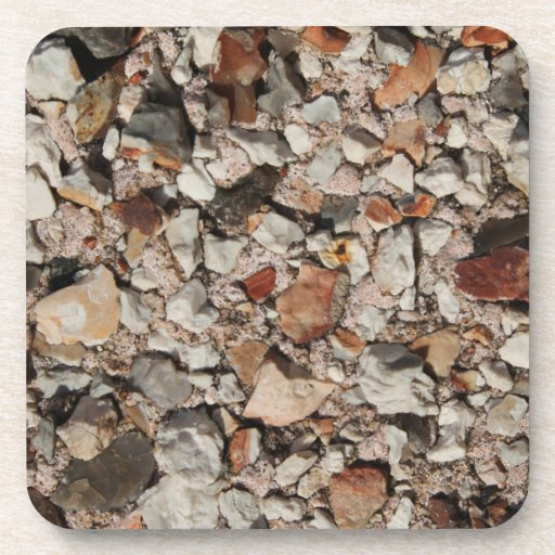 Picture of Stones on a Wall. Coasters