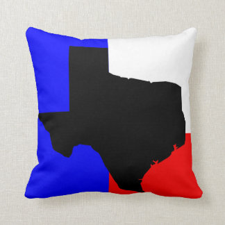 Picture Of Texas State Throw Pillow