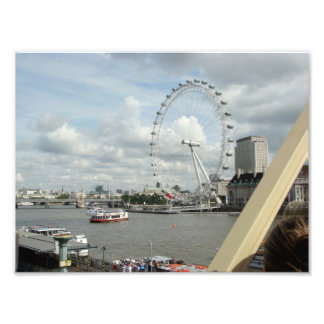 "Picture of The ""London Eye"" Art Photo"