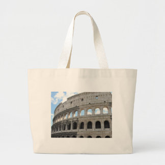 Picture of the Roman Colosseum - Colosseo Tote Bags