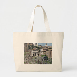 Picture of the Roman Forum Canvas Bags