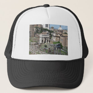 Picture of the Roman Forum Trucker Hat