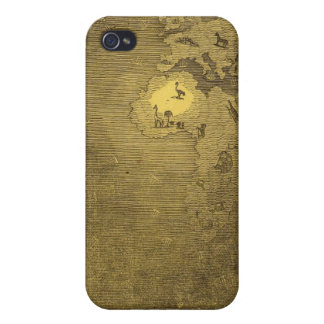 Picture of the World iPhone 4/4S Case