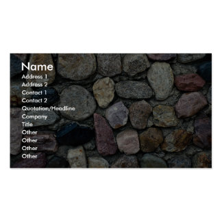 Picture of Variegated rock Double-Sided Standard Business Cards (Pack Of 100)