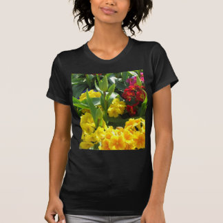 Picture Of Various Flowers In Blossom Tshirt