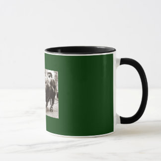 Picture of Wall Street Bull Mug