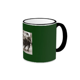 Picture of Wall Street Bull Mugs