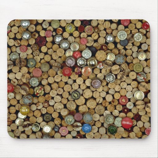Picture of Wine corks Mousepads