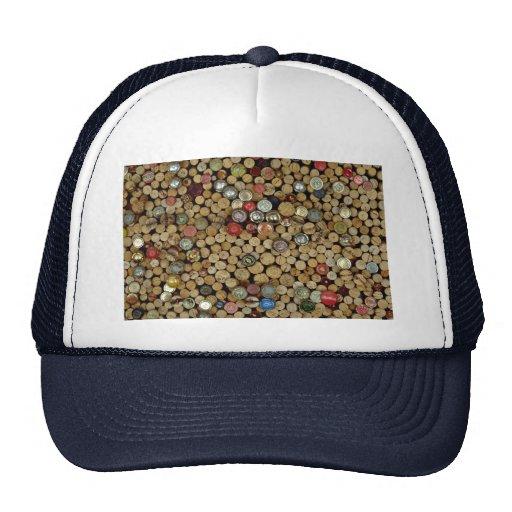 Picture of Wine corks Trucker Hat