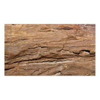 Picture of Wood Fossil Business Cards