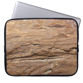 Picture of Wood Fossil. Computer Sleeve
