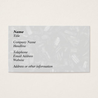 Picture of wood pieces in black and white. business card