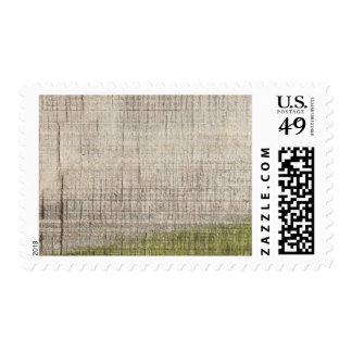 Picture of Wood with Green Algae Postage Stamps