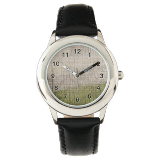 Picture of Wood with Green Algae. Wristwatches