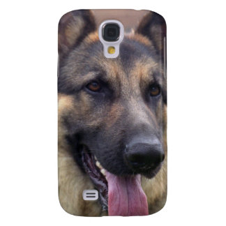 Picture ofa  German Shepherd Dog iPhone 3G Case Galaxy S4 Case