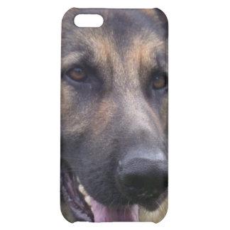 Picture ofa  German Shepherd Dog iPhone 4 Case