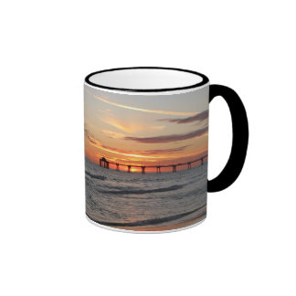 Picture paradise and you can be there... ringer coffee mug