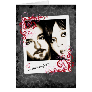 Picture Perfect - Add your own photo Card