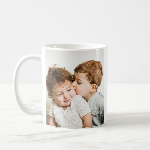 Picture Perfect Grandchildren Photo Mug