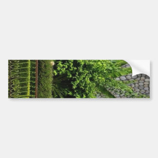 Picture Perfect Green : EverGreen AWGP Temple Wall Bumper Sticker