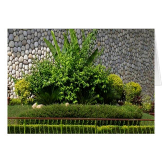 Picture Perfect Green EverGreen AWGP Temple Wall Cards