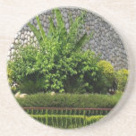 Picture Perfect Green : EverGreen AWGP Temple Wall Coasters