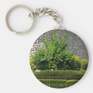 Picture Perfect Green EverGreen AWGP Temple Wall Keychains