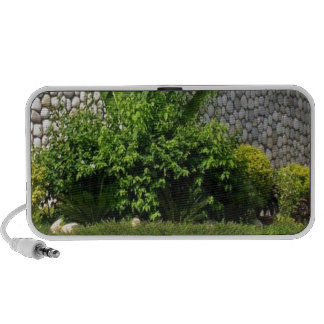 Picture Perfect Green : EverGreen AWGP Temple Wall Notebook Speakers