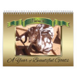 Picture Perfect Photo Calendar Beautiful Goats