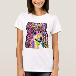 Picture Perfect Poodle T-Shirt