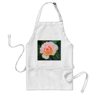 Picture Perfect Rose Apron