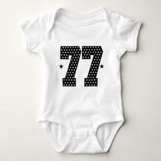 picture seventy-seven baby bodysuit