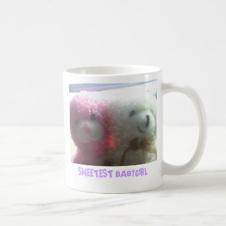 Picture, SWEETEST BABYGIRL Coffee Mugs