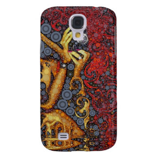 Picture This Abstract Art Samsung Galaxy S4 Cases