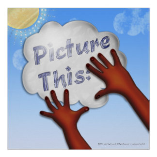 Picture This - Imagination for Motivation-1 Poster