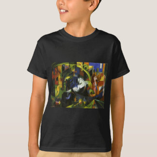 Picture with Cattle by Franz Marc T-Shirt
