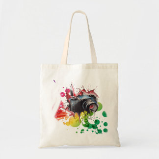picture with Photo Tote Bag