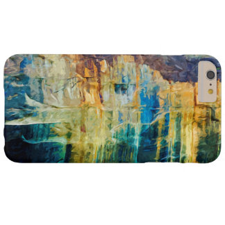 Pictured Rocks National Lakeshore Abstract Barely There iPhone 6 Plus Case
