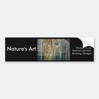 Pictured Rocks National Lakeshore Bumper Sticker