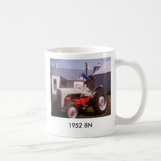 pictures001, 1952 8N Classic White Coffee Mug