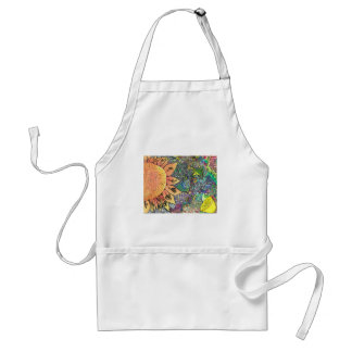 pictures adult apron