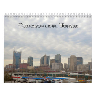 Pictures around Tennessee - 2016 Calendar