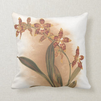pictures of flowers vintage throw pillows lumbar