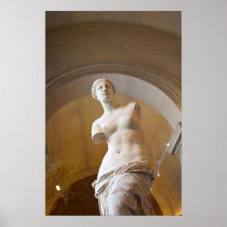 Pictures of Paris Venus de Milo Poster