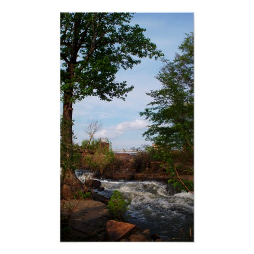 Picturesque Chattahoochee Posters